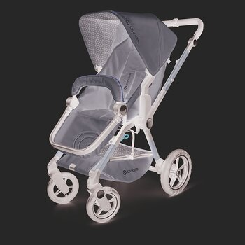 Concord Camino 2i1 set - Powder beige