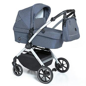 Barnvagn 2i1 Babydesign Smooth