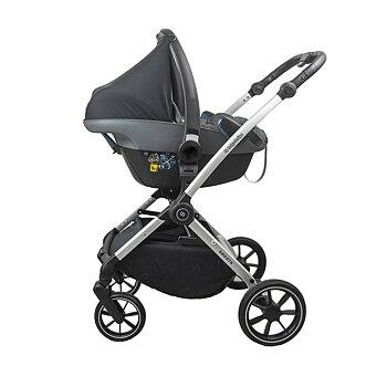 Stor Barnvagnspaket 4i1 Babydesign Smooth