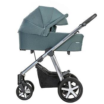 Stor paket barnvagn Husky 4i1 (max vikt 22kg)