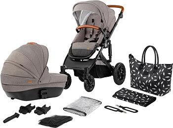 Stor barnvagnspaket Kinderkraft Prime 4i1 (22kg)