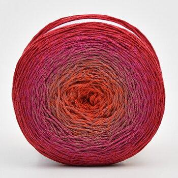 Garn Rainbow With Wool (0107)