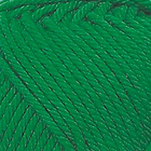 Soft Cotton. Bladgrön.