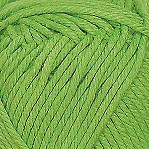 Soft Cotton. Limegrön.