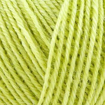 Nettle Sock Yarn. Lime