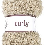 Curly. Beige (502)