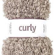 Curly. Sand beige (503)