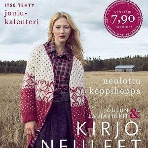 Novita Mönstertidning på finska.
