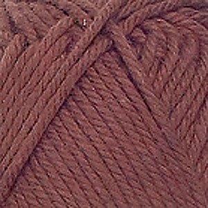 Soft Cotton. Barkbrun