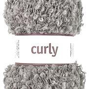 Curly. Grå (504)