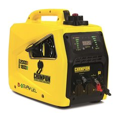 Champion Dual Fuel Inverter 2000W Generator