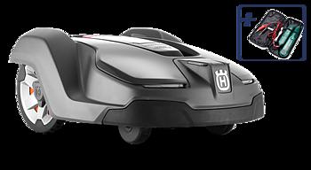 Husqvarna Automower® 430X Robottiruohonleikkuri