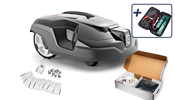 Husqvarna Automower® 310 Start-pakker