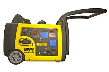 Champion 3400 Watt Inverter Petrol Generator
