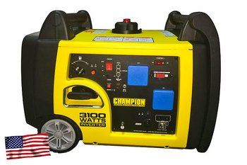 CHAMPION 3400W INVERTERELVERK Premium