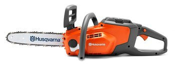 Husqvarna 120i Battery chainsaw + BLi20 & QC80