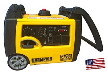 CHAMPION 3400W INVERTERELVERK, BENSIN