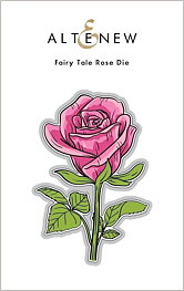 Altenew - Fairy Tale Rose Die