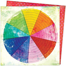 American Crafts - Color Study - Color Wheel