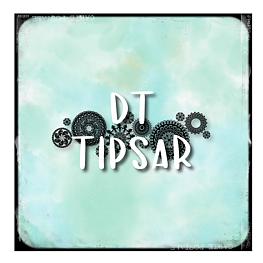 DT Babsan tipsar - Distresstekniker/Falsk akvarell