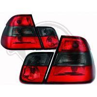 Baklyktor design i par.BMW.3-Reihe (E46) Lim./Touring 98-01