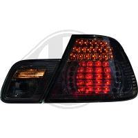 Baklyktor design i par.BMW.3-Reihe (E46) Coupe/Cabrio 99-03