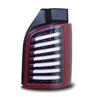 LED Baklykt set till VW T5 03- rödklar