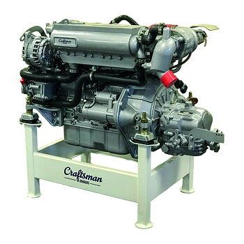 Craftsman CM4.52 inkl hydrauliskt  backslag PRM 150