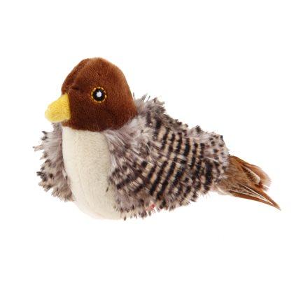 Kattleksak - Kvittrande Fågel med mynta