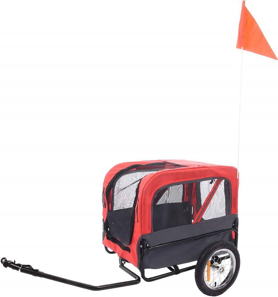 Doggy Liner Romero Cykelvagn - Bäst i Test