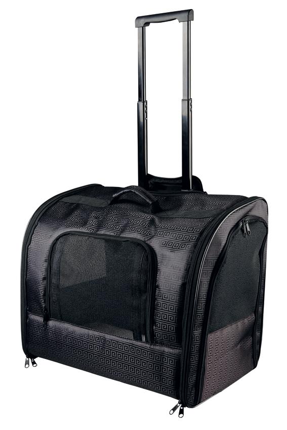 Trixie - Transportväska med hjul för liten Hund / Katt