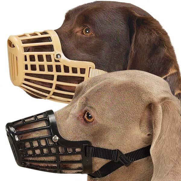 Basket Muzzles Munkorg