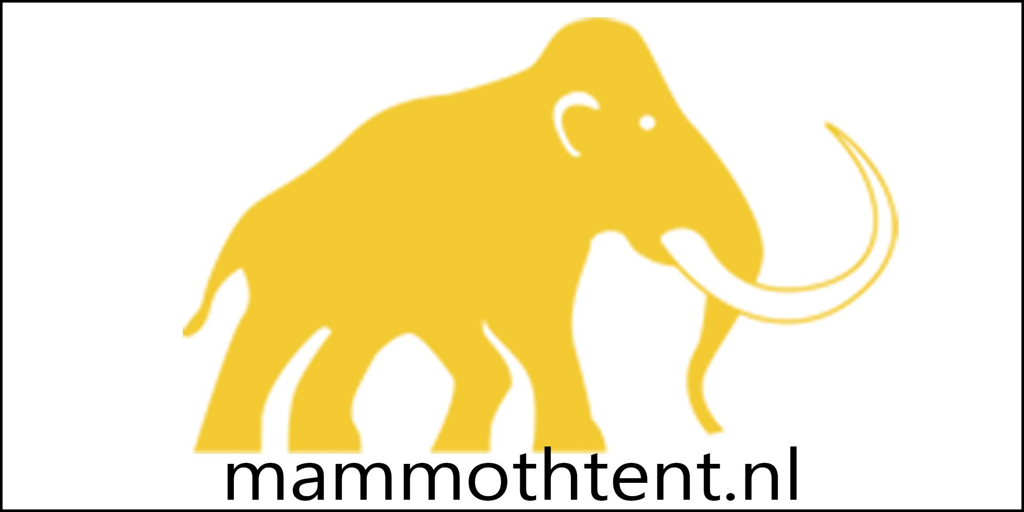 Mammoth Dark Street Classic 90 90x90x160cm | Odlings