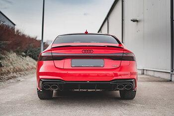 Diffuser Audi A7 C8 S-Line