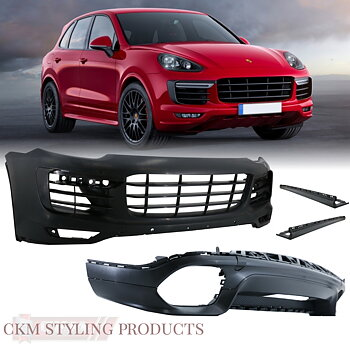 Complete Body Kit for Cayenne Facelift (2014-2017) GTS Design