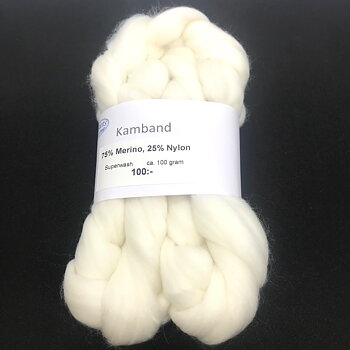 Kamband Superwash Merino/Nylon