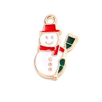 Charm   snowman
