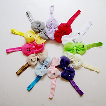 Headband - Bowknot Alice