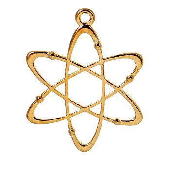 Charm -   Gold, Atom