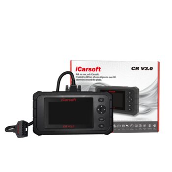 iCarsoft CR V3.0 Felkodsläsare