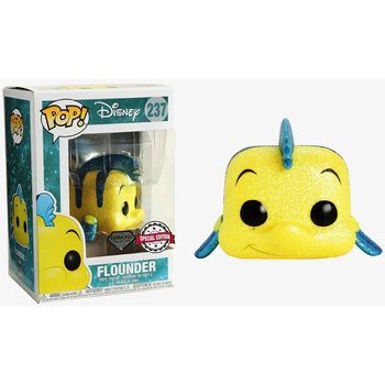 POP Figur Disney The Little Mermaid Flounder Glitter Exclusive