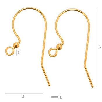 göra egna clips örhängen