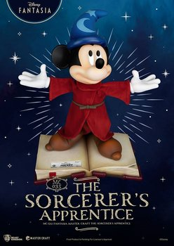 Fantasia Master Craft Staty The Sorcerer's Apprentice 38 cm