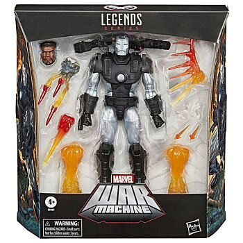 Marvel Legends War Machine Figur 15cm