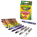 Crayola Set 24 Crayons