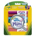 Crayola Set 7 Mini Washable Markers