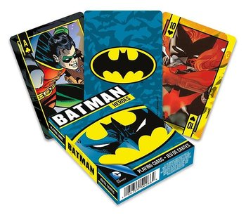 DC Comics Kortlek Batman Heroes