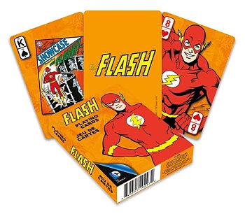 DC Comics Kortlek Retro Flash