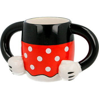 Disney Minnie Body 3D mug