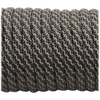 Super reflective paracord 50/50 , Army Green Twist #010 - 10 Meter